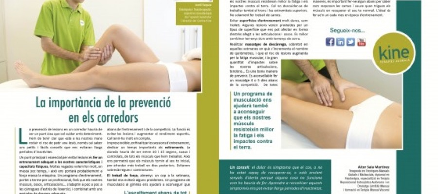 prevencion corredores