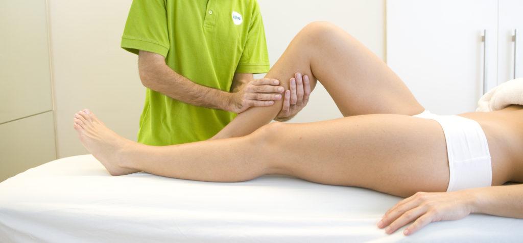 Drenaje Limfático. Clínica Kine, fisioterapia y osteopatía en Lleida