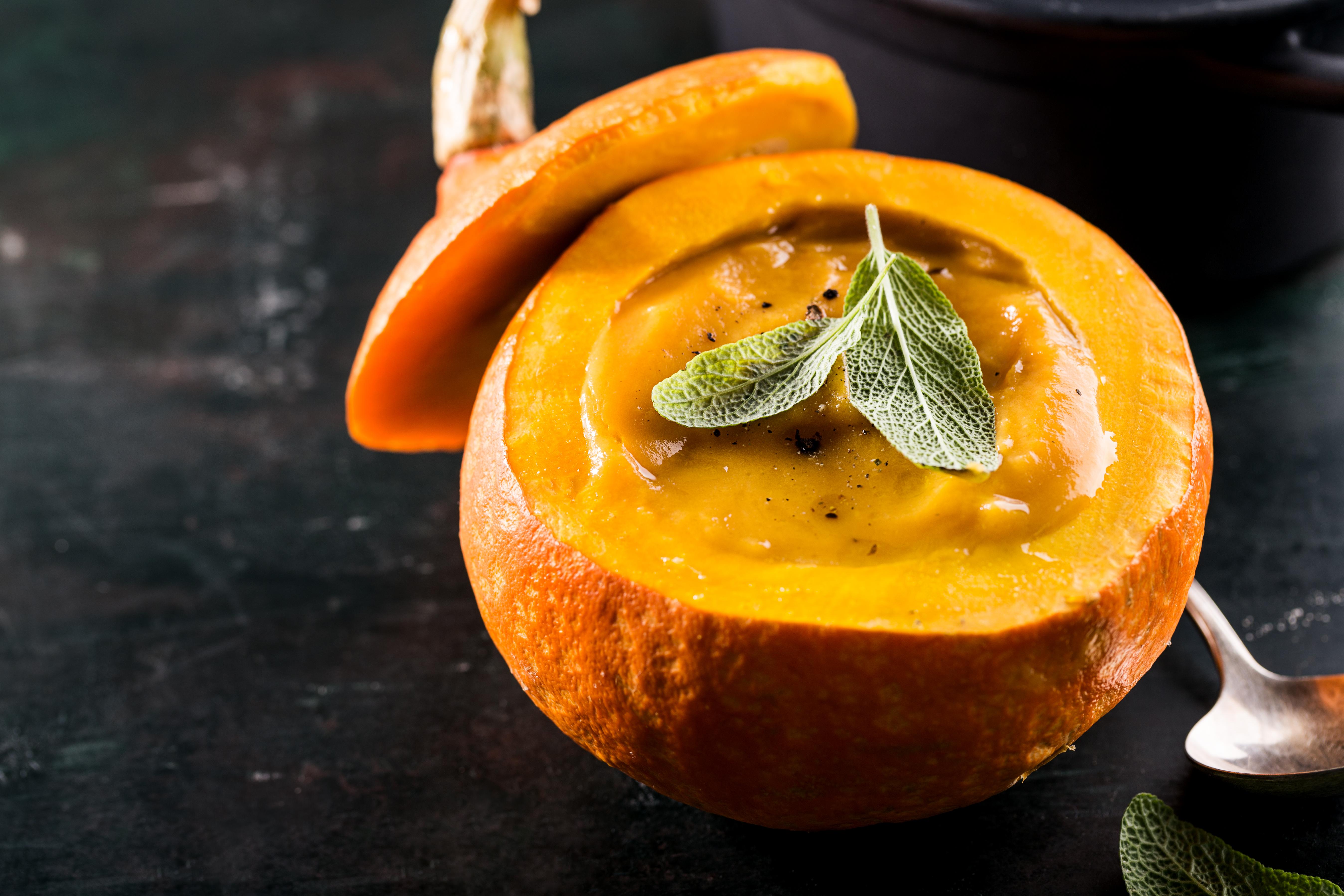 NUTRICIÓN: La calabaza, un ingrediente indispensable en su cocina